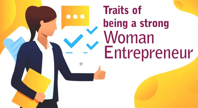 Traits of a Woman Entrepreneur