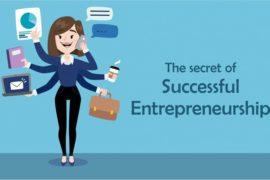The secret of successful entrepreneurship - SheAtWork