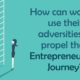 How can women use their adversities to propel their entrepreneurship journey
