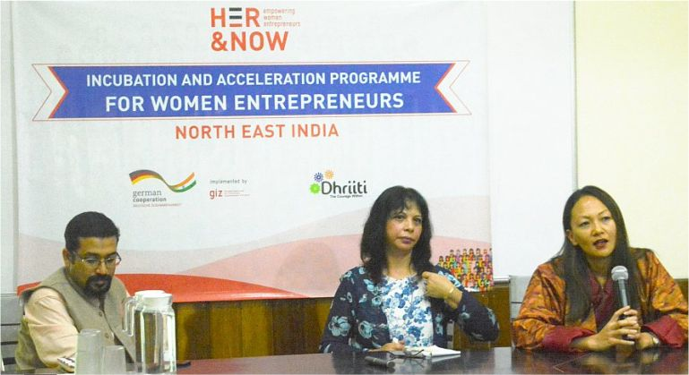 India-Germany partnership seeks to prop up businesswomen in Northeast