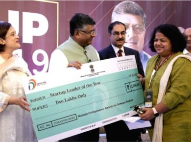 Women entrepreneurs with award in software space - Sheatwork