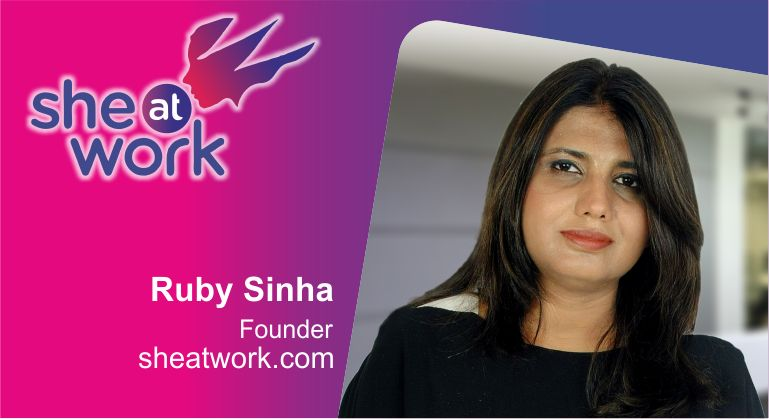 Ruby Sinha -Sheatwork