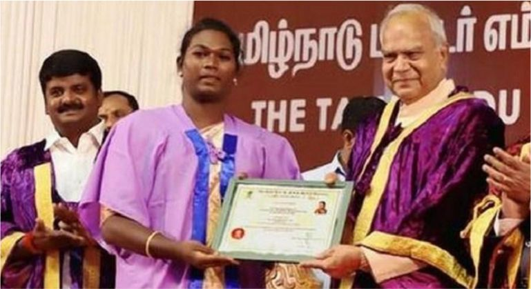 Tamil Nadu nurse wins fight for recognition as transgender professional