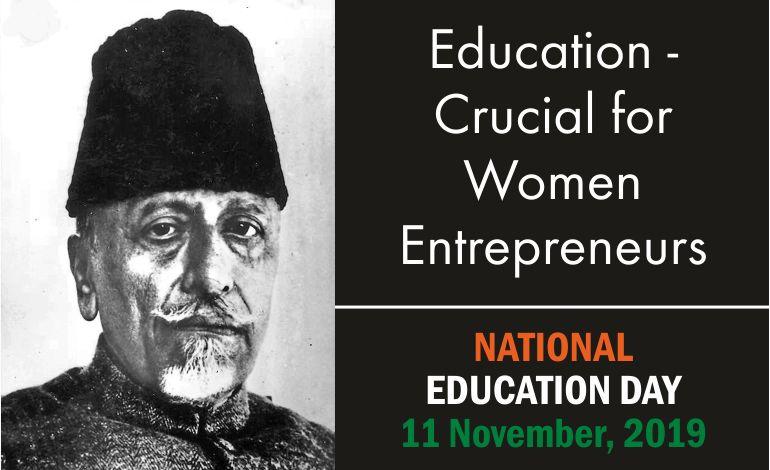 National Education Day - 11 November