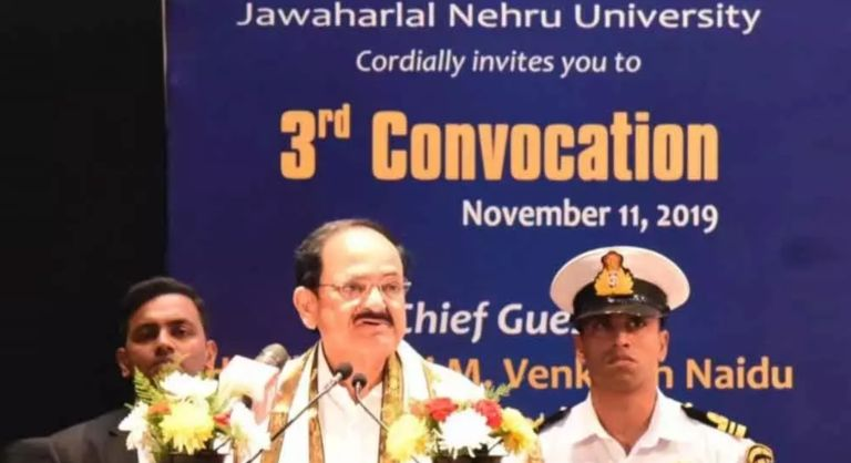 Women empowerment possible through quotas in Parliament Vice President Venkaiah Naidu