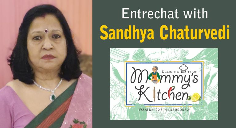 Entrechat with Sandhya Chaturvedi