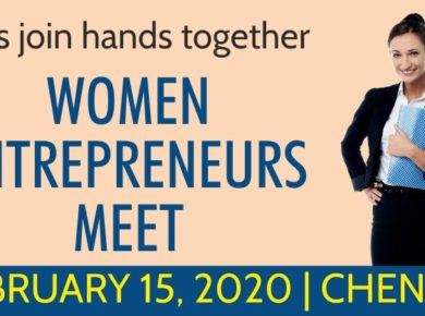 Women Entrepreneurs Meet in Chennai