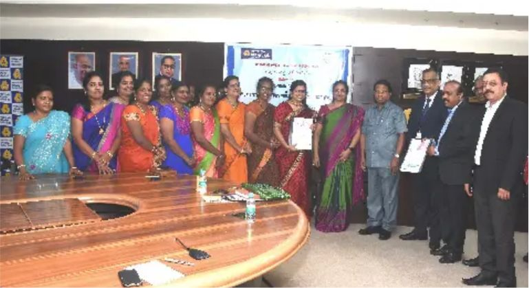 Indian Bank enters partnership with WEWA to support and encourage women entrepreneurs