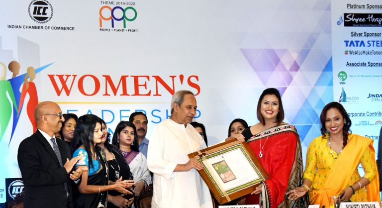 ICC Women's Entrepreneurship Committee launched in Odisha by Chief Minister Naveen Patnaik