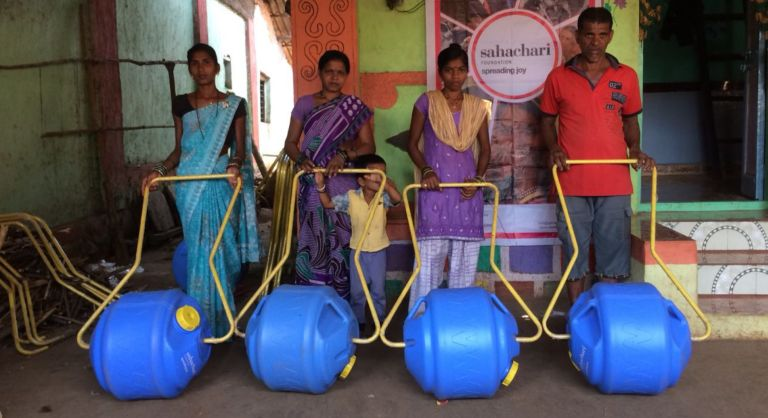 Sahachari Foundation showcases power of women to change lives of downtrodden
