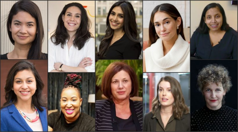 Top10 Global Women Entrepreneurs - Sheatwork