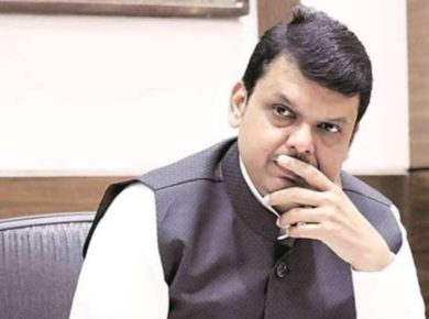 Devendra Fadnavis inaugurates 'Indrayani Thadi' for women entrepreneurs at Bhosari in Pune