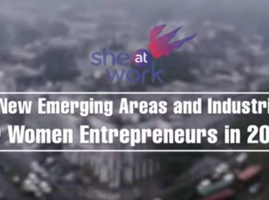 10 New Emerging Areas and Industries for Women Entrepreneurs in 2020