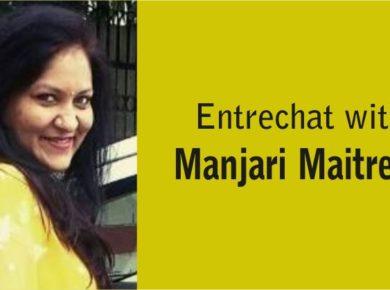 Entrechat with Manjari Maitreya
