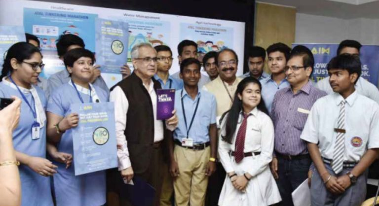 Atal Innovation Mission by NITI Aayog drives innovation and entrepreneurship in India