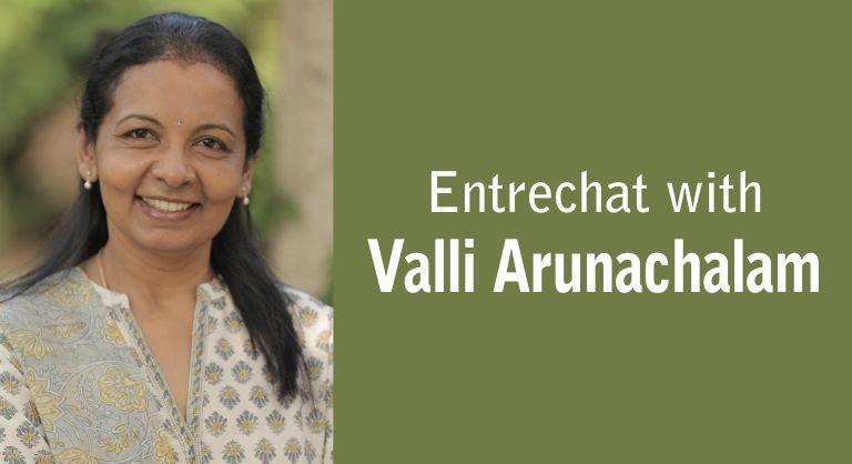 Entrechat with Valli Arunachalam - Sheatwork