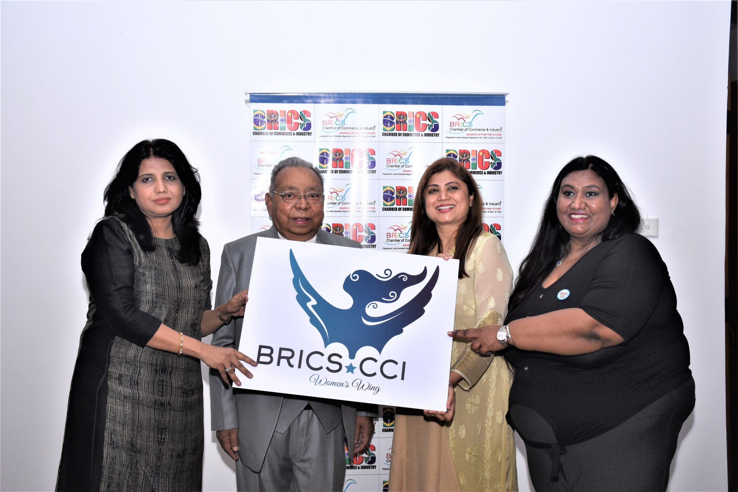 BRICS CCI Announces Launch of BRICS CCI Women's Wing to create an enabling support system for women entrepreneurs and professionals across geographies