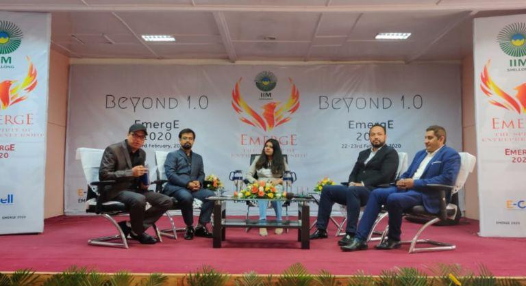 IIM Shillong organises two-day entrepreneurship summit