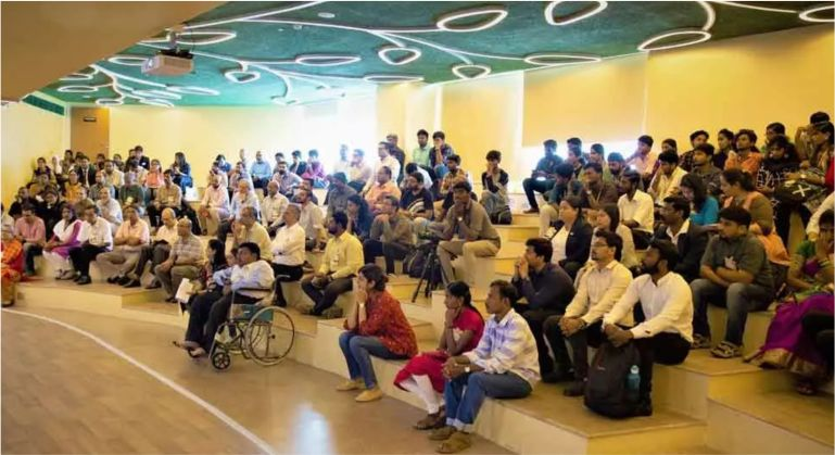 Start-up Exhibition organised by IIT-M Incubation Cell to celebrate winners of NEA 2019