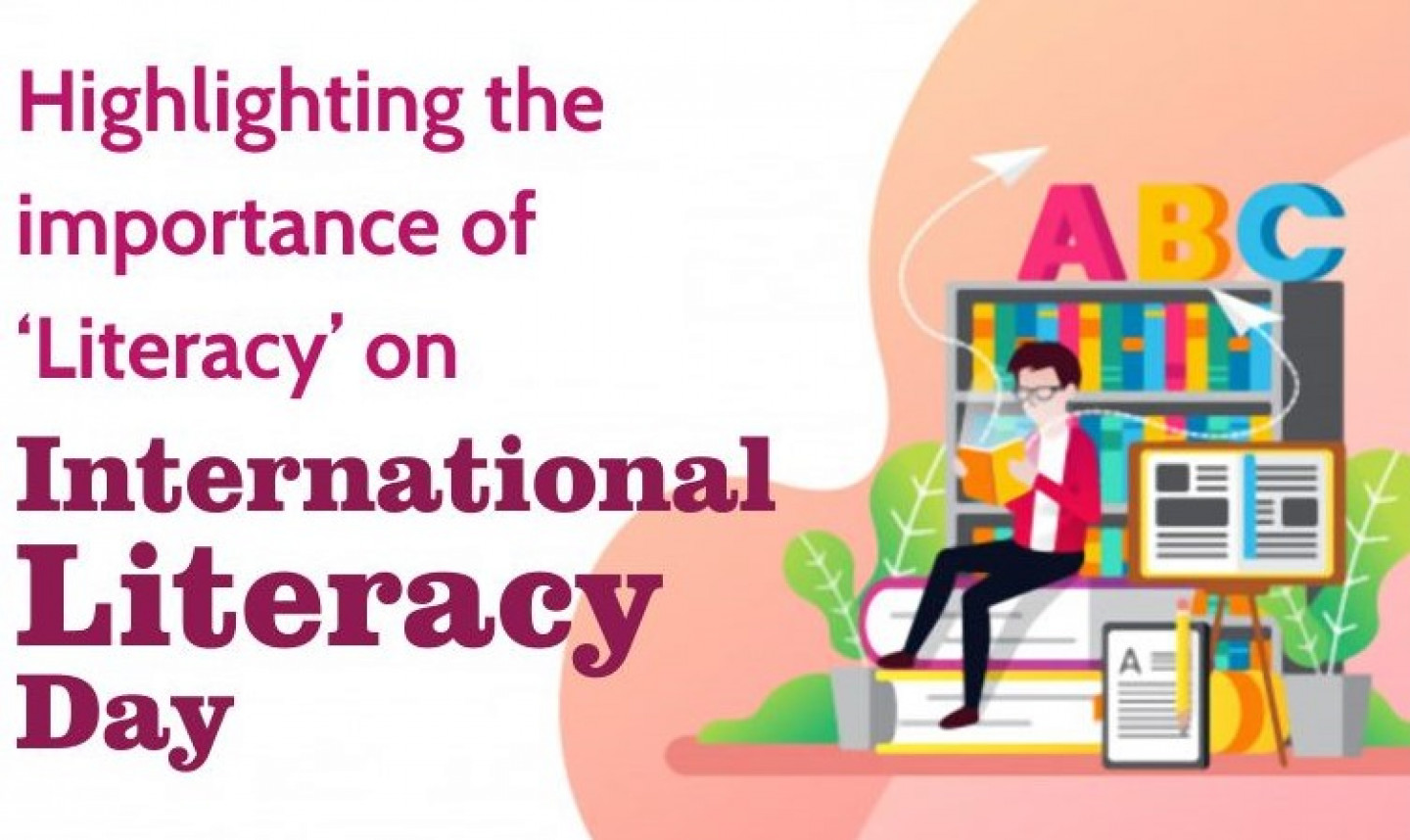 Celebrating International Literacy Day - SheAtWork