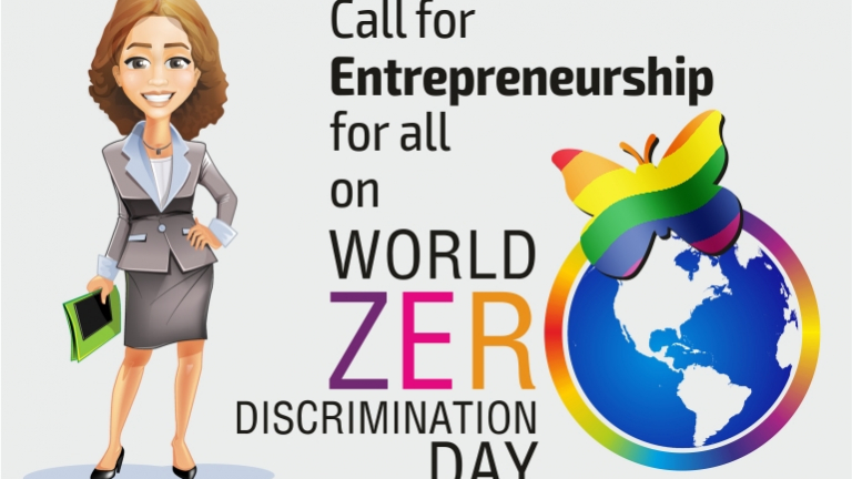 1-3-2019 Zero Discrimination Day