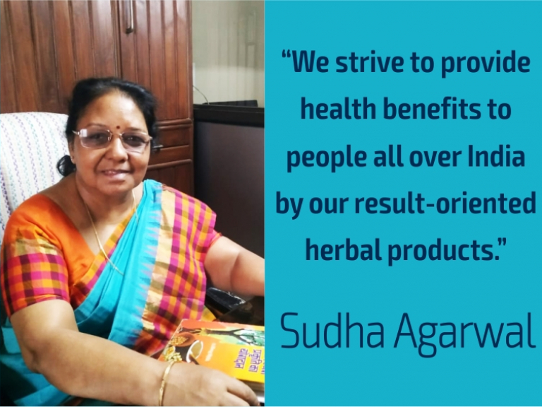 Sudha Agarwal