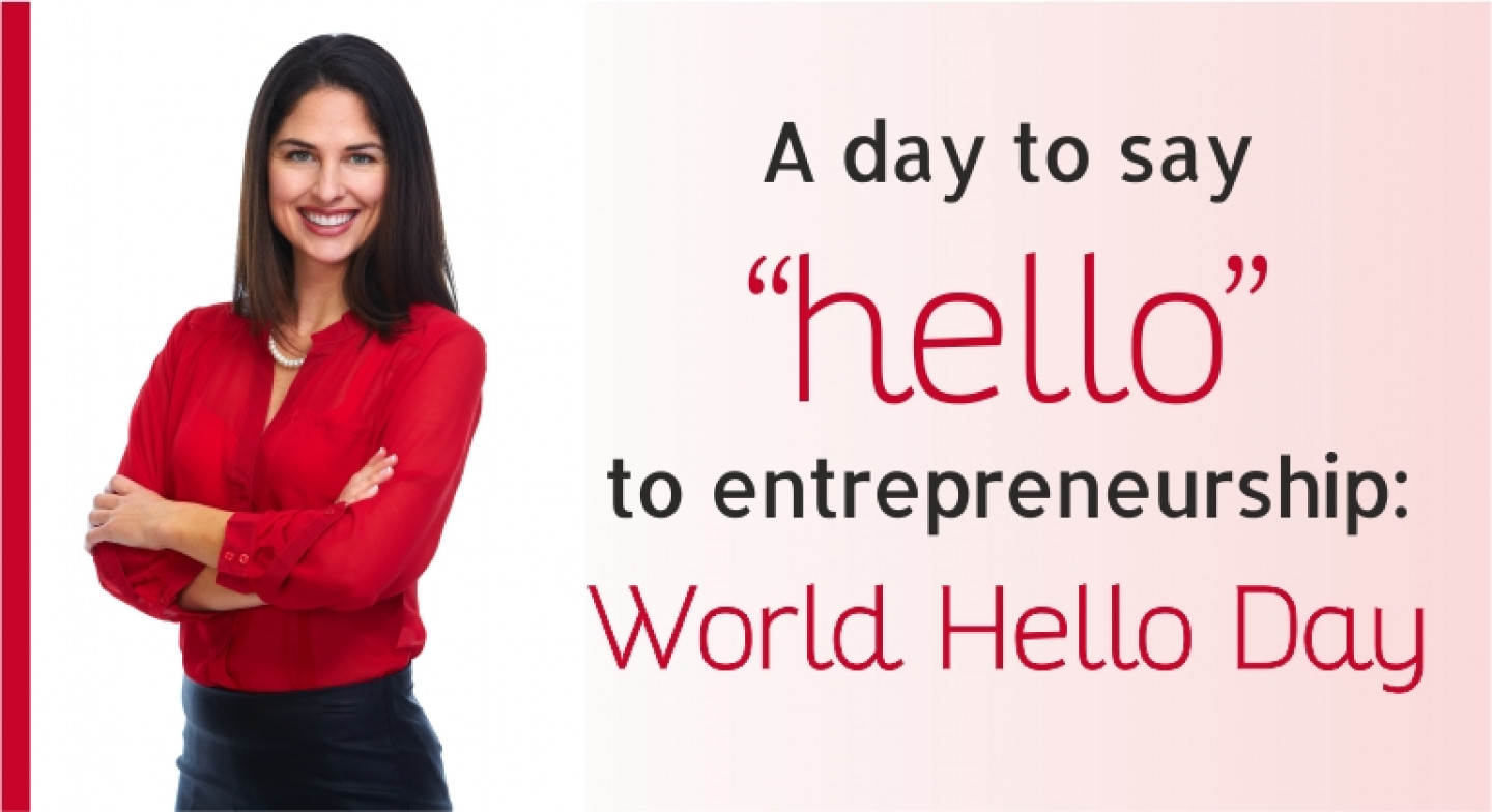 Blog Image - World Hello Day