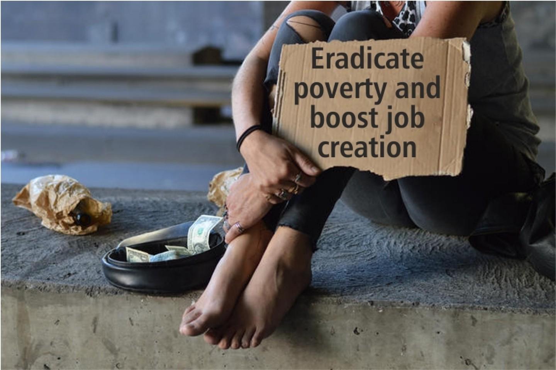 Eradication of Poverty 1