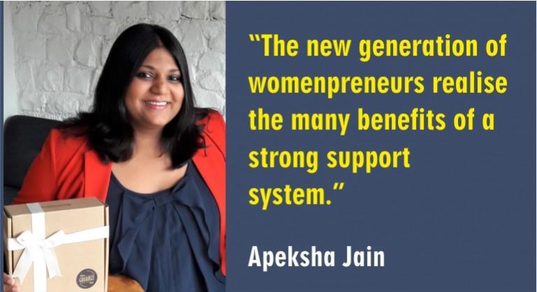 She at Work - Apeksha Jain