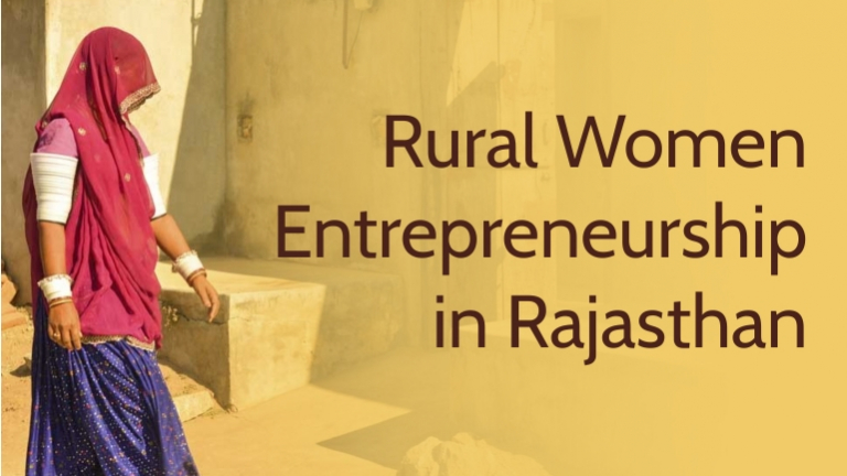 Rural women in Rajasthan