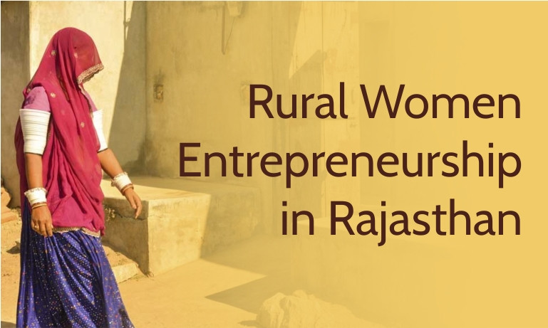 Rural women in Rajasthan