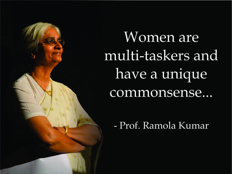 Prof. Ramola Kumar