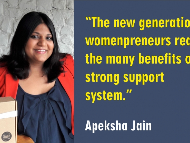 She at Work - Apeksha Jain