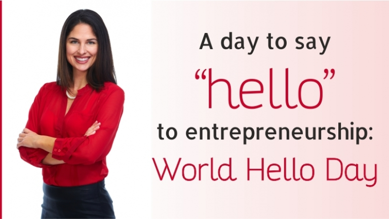 Blog Image - World Hello Day
